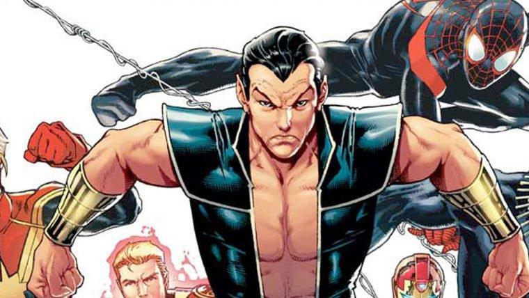 Secret Empire | Saga da Marvel trará uma nova formação dos Invasores
