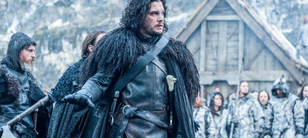 Game of Thrones   Confira fotos de bastidores dos sete anos da série