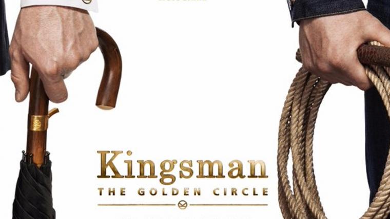 Kingsman: The Golden Circle ganha cartaz com a volta de Colin Firth e novo gadget