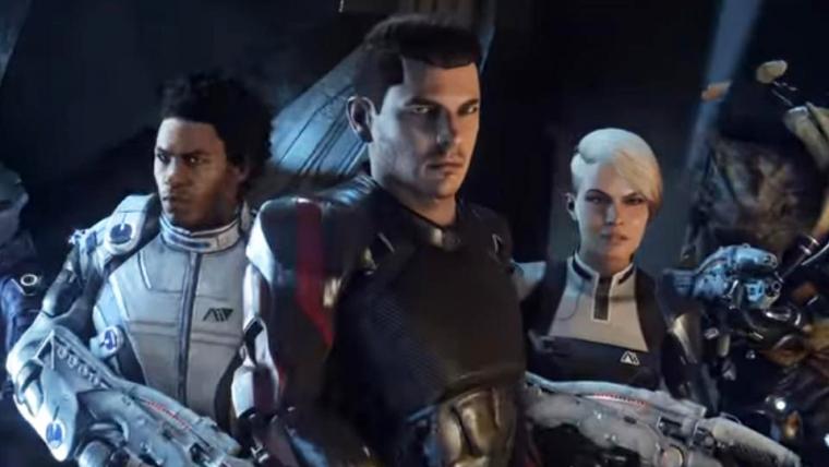 Mass Effect Andromeda | Trailer de lançamento está recheado de ação