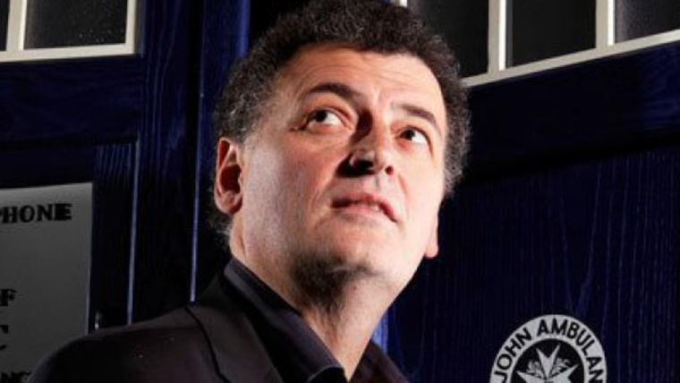 "Steven Moffat planeja fazer algo ""totalmente diferente de Doctor Who"""