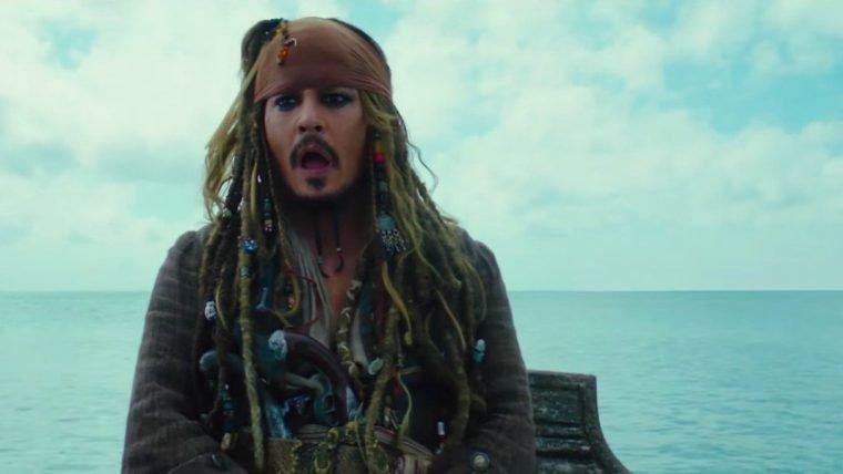 Piratas do Caribe: A Vingança de Salazar   Todos os piratas devem morrer no novo teaser