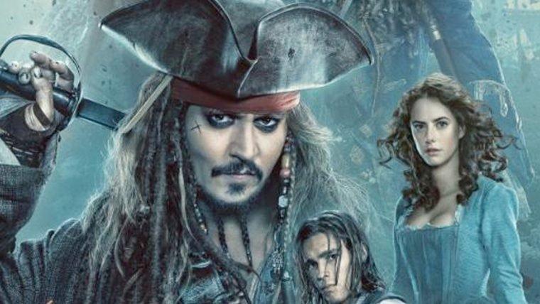 Sequestraram Piratas do Caribe: A Vingança de Salazar e estão pedindo resgate