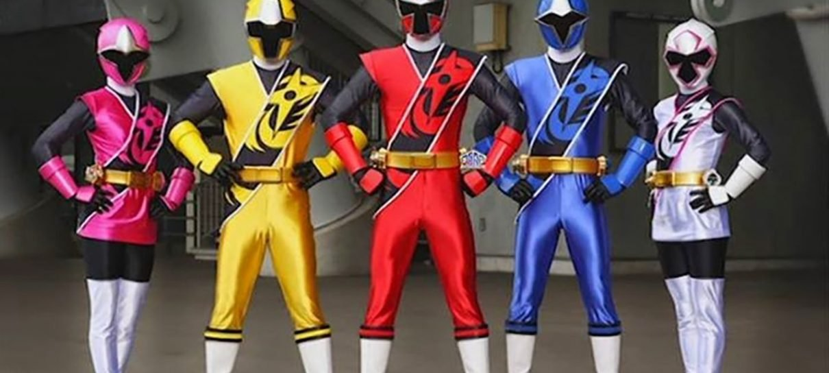 Hora de morfar! Netflix libera todas as temporadas de todas as séries dos Power Rangers