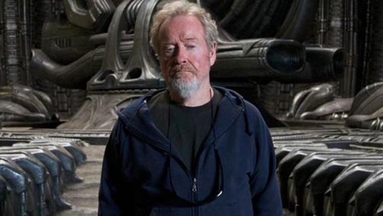 Ridley Scott quer fazer mais seis filmes da série Alien