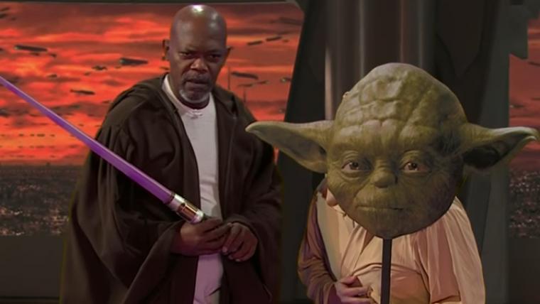 Samuel L. Jackson recria sua carreira inteira em 11 minutos; assista ao vídeo