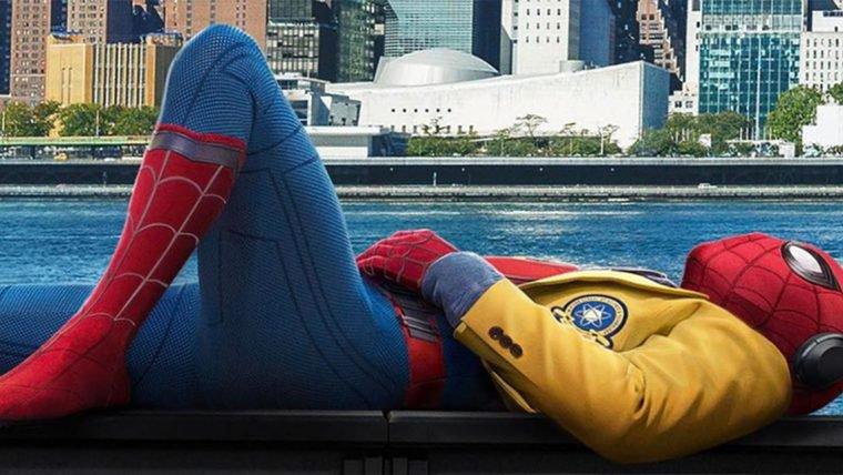 Homem-Aranha: De Volta ao Lar   Amigo da vizinhança está numa boa em novo pôster