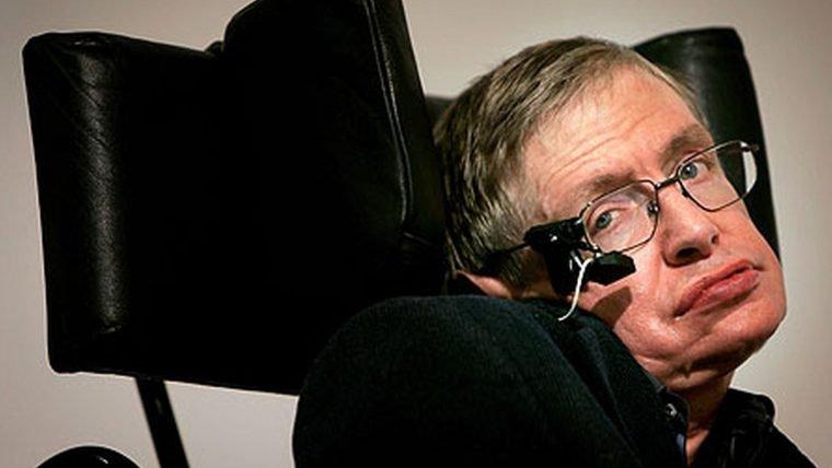 Todos querem ser a nova voz de Stephen Hawking