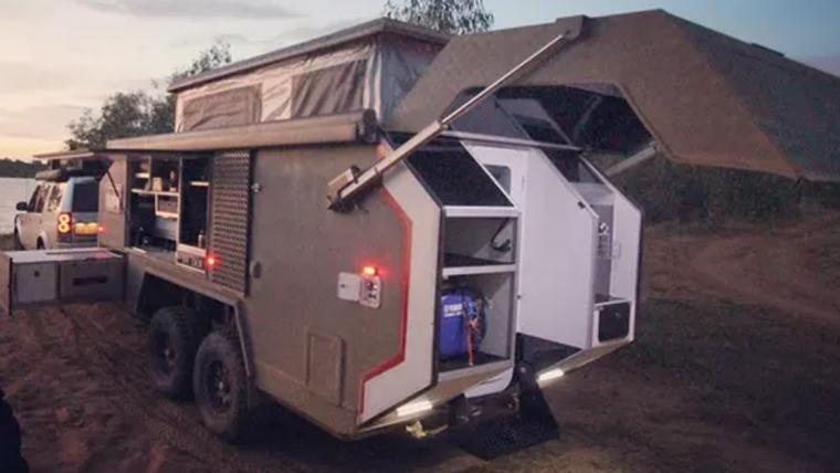 Este trailer vai deixar qualquer um com vontade de acampar pelo resto da vida