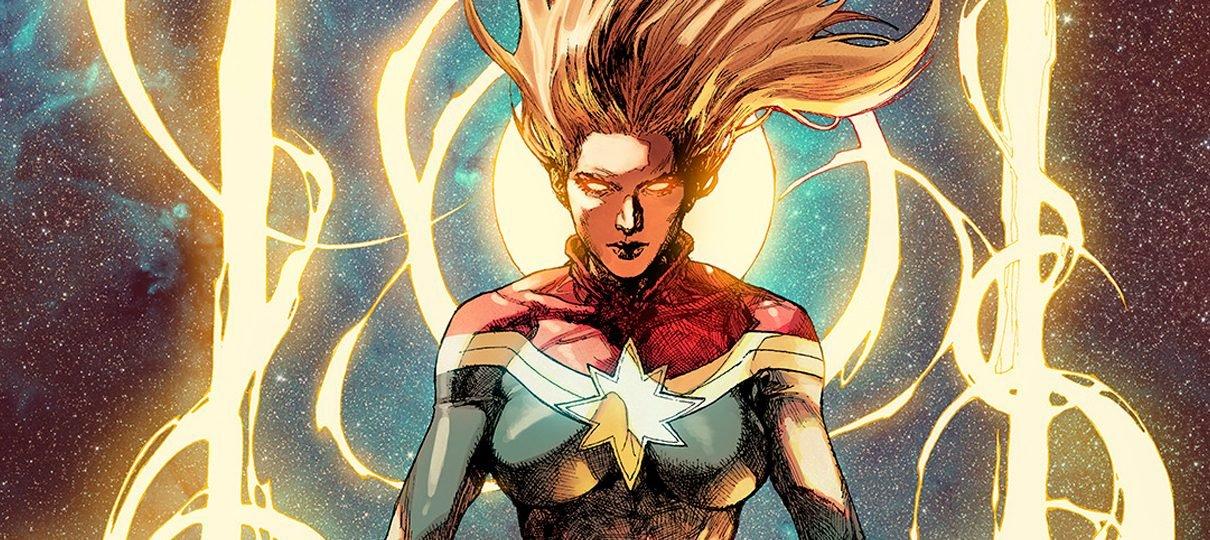 Capitã Marvel mostrará o que é uma heroína de verdade, diz Brie Larson