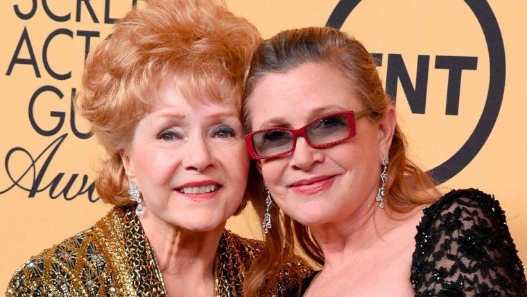 Memorial público de Carrie Fisher e Debbie Reynolds terá tributo musical de James Blunt