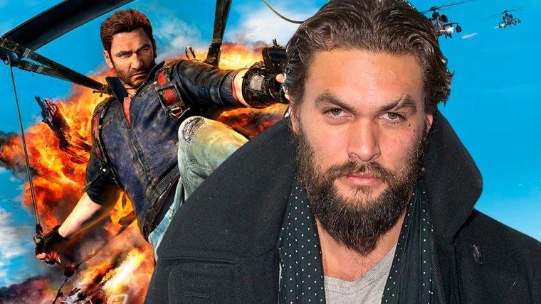 Jason Momoa poderá estrelar filme baseado no jogo Just Cause