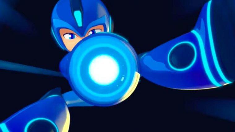 Mega Man   Novo desenho do robô azul ganha teaser