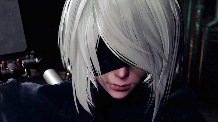 Nier: Automata mostra seu mundo futurista em quase 30 minutos de gameplay