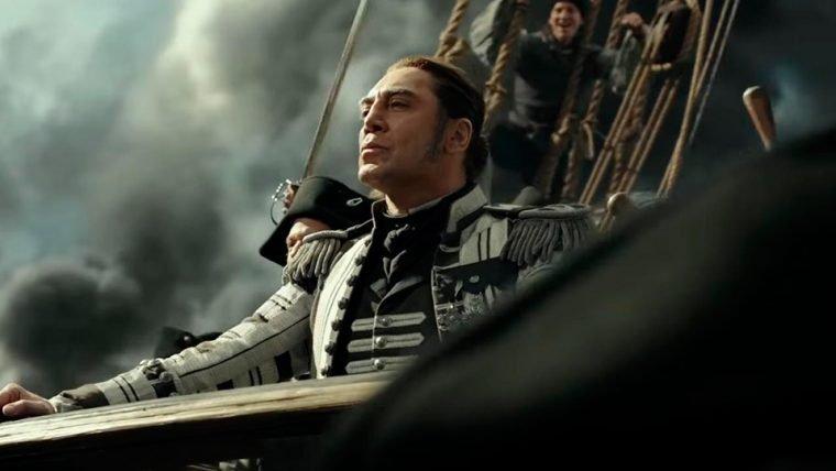 Piratas do Caribe: A Vingança de Salazar recebe novo trailer; assista!
