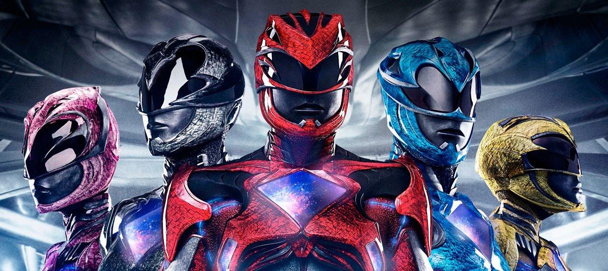Crítica | Power Rangers