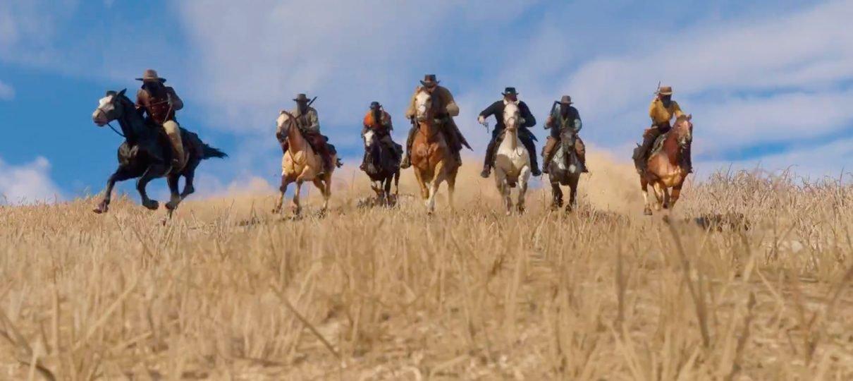 As teorias dos fãs sobre Red Dead Redemption 2 podem estar passando dos limites