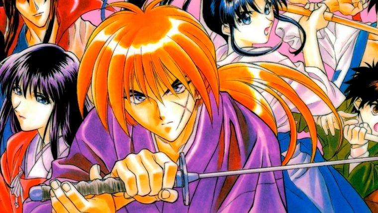 Samurai X   Mangá do novo arco Hokkaido é adiado para o terceiro trimestre