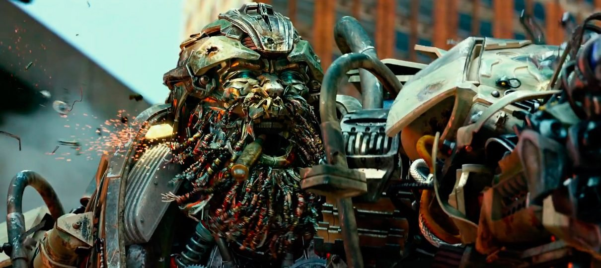 Transformers: O Último Cavaleiro apresenta seus robôs em vários cartazes animados