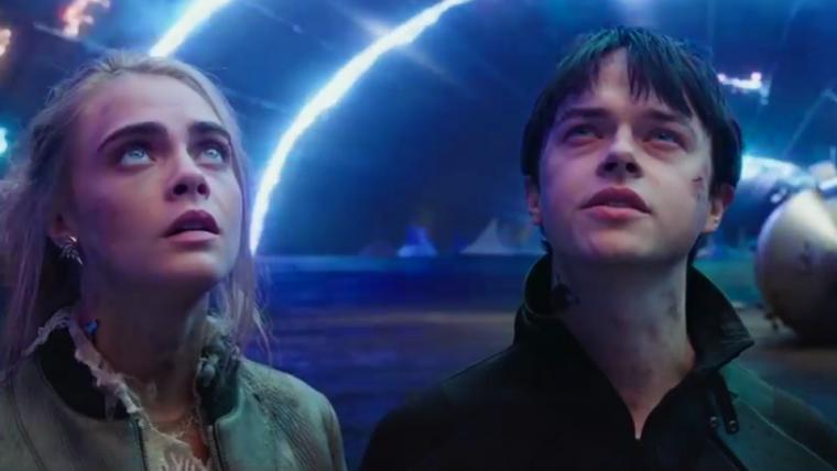 Valerian e a Cidade dos Mil Planetas ganha trailer com aliens malucos e visual exuberante