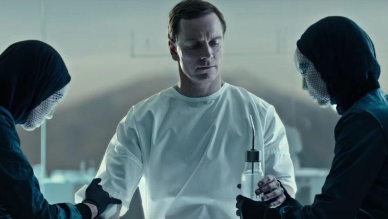 Alien: Covenant | Novo trailer do Walter é um jabazão
