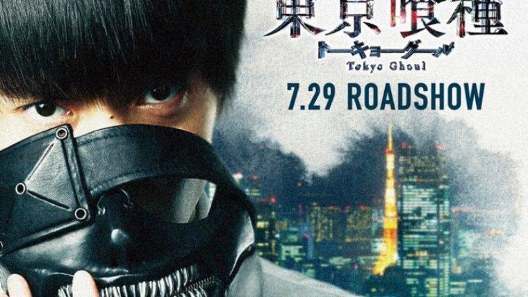 Assista ao primeiro trailer da adaptação live-action de Tokyo Ghoul