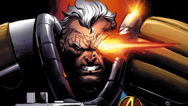 Deadpool 2 | Criador do Cable desenha Josh Brolin como o personagem