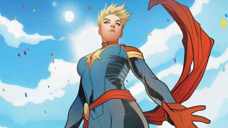 Brie Larson comenta sobre a complexidade de interpretar a Capitã Marvel