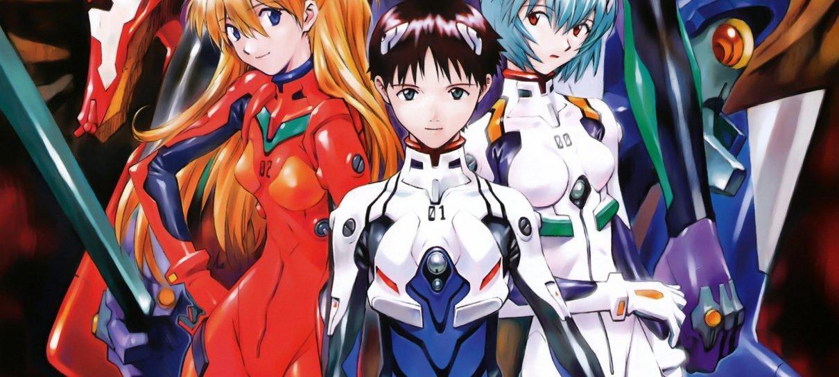 Evangelion | Studio Khara confirma que o próximo filme da franquia já está em produção