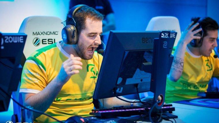 Dota 2 | Time brasileiro SG e-sports ganha apoio de FalleN
