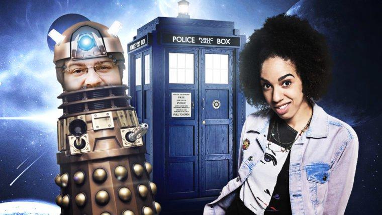 Doctor Who Experience é maior por dentro