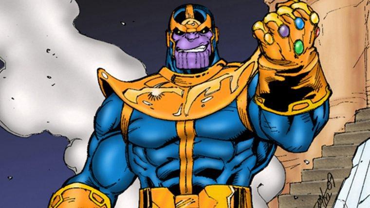 Josh Brolin posta imagem do Thanos, mas não é a versão de Vingadores: Guerra Infinita