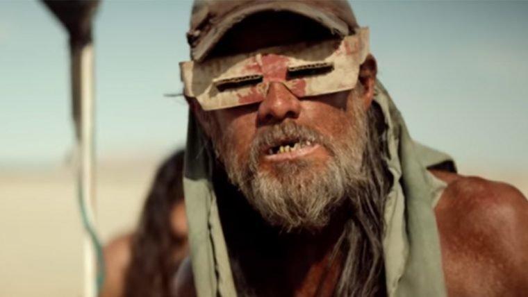The Bad Batch   Jim Carrey está irreconhecível no trailer do filme sobre canibais