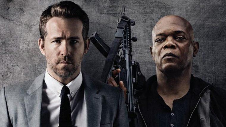 The Hitman's Bodyguard traz Ryan Reynolds e Samuel L. Jackson em uma motherf**** comédia