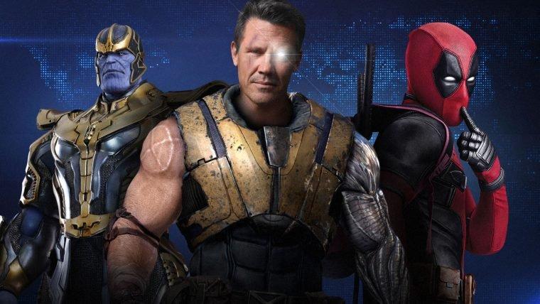 Thanos e Cable são a mesma pessoa?