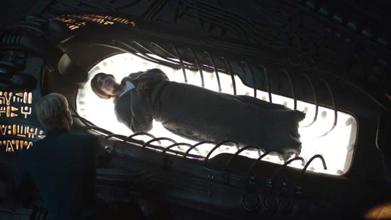 Assista ao prólogo de Alien: Covenant