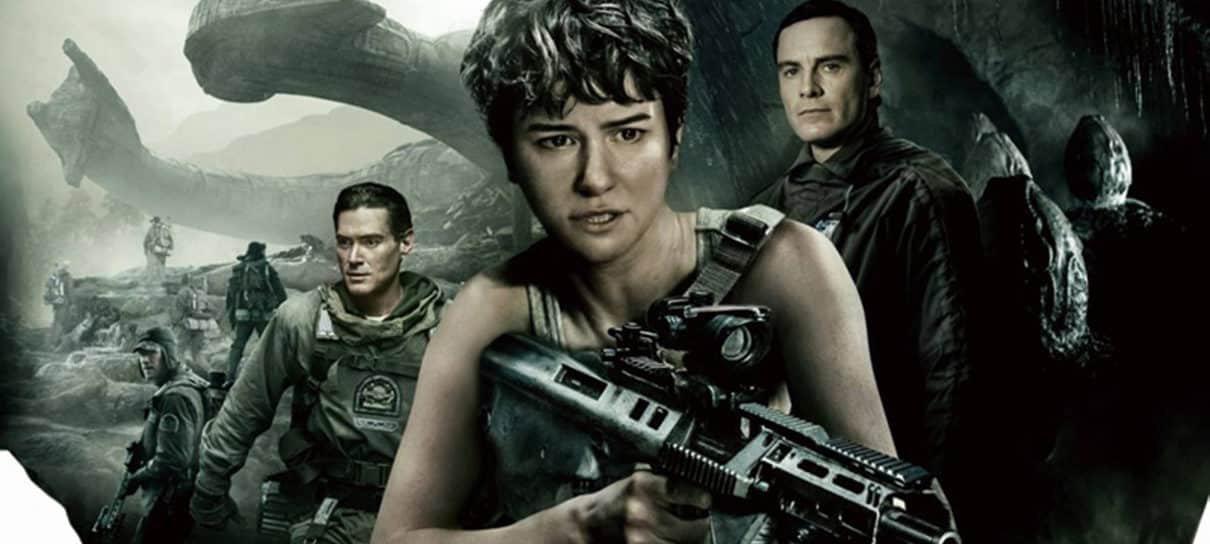 Crítica | Alien: Covenant