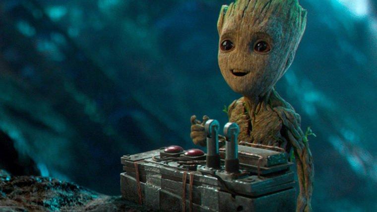 I am Groooot: Vin Diesel gostaria de dois spin-offs do personagem!