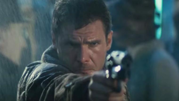 Esse blaster de Blade Runner que atira água definitivamente não é como lágrimas na chuva