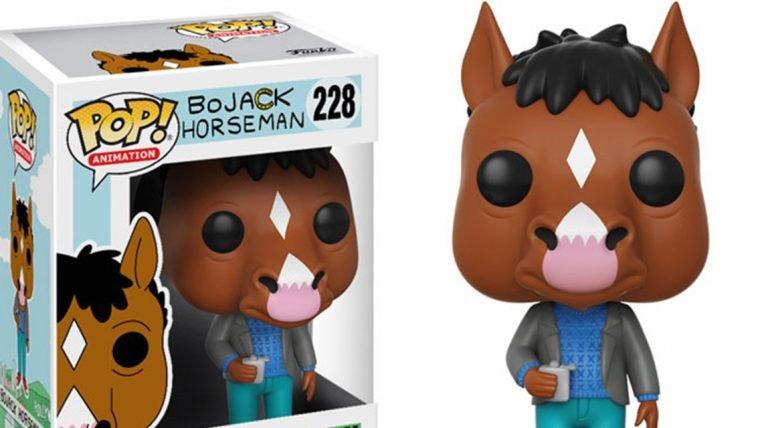 BoJack Horseman também merece uma linha de cabeçudos da Funko