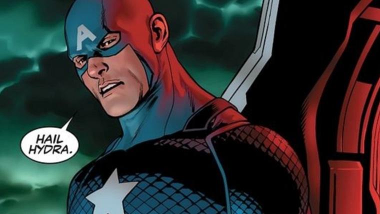 Secret Empire | Editor-chefe da Marvel comenta a saga do Capitão América nazista