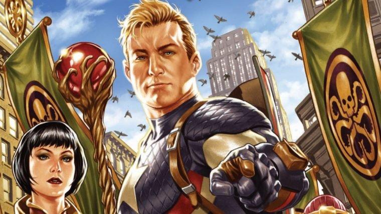 Secret Empire | Heróis da Marvel se reúnem em trailer da saga
