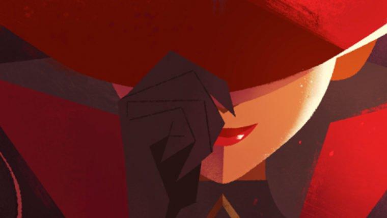 Carmen Sandiego está de volta em arte da nova animação