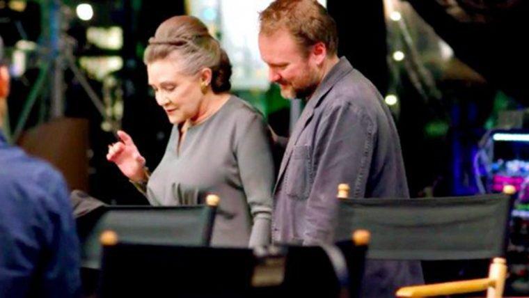 Star Wars: Os Últimos Jedi | Foto de Carrie Fisher nos bastidores do filme corta o coração