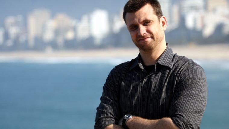Eduardo Spohr participa de palestra no Rio de Janeiro nesse fim de semana
