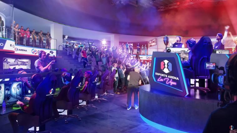 Balada em Las Vegas vai virar arena de eSports