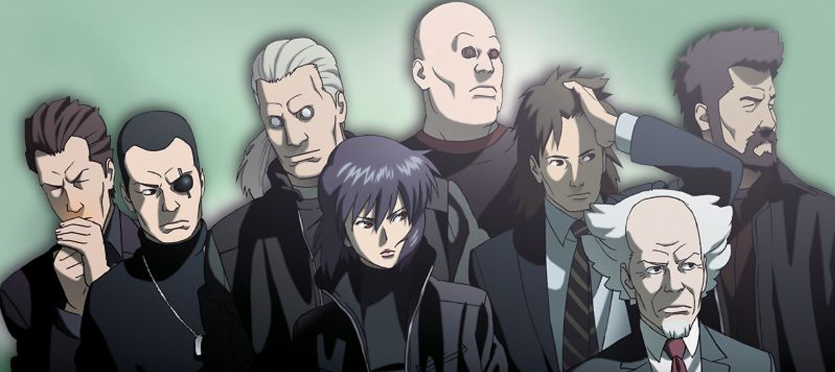 Ghost in the Shell vai ganhar um novo anime