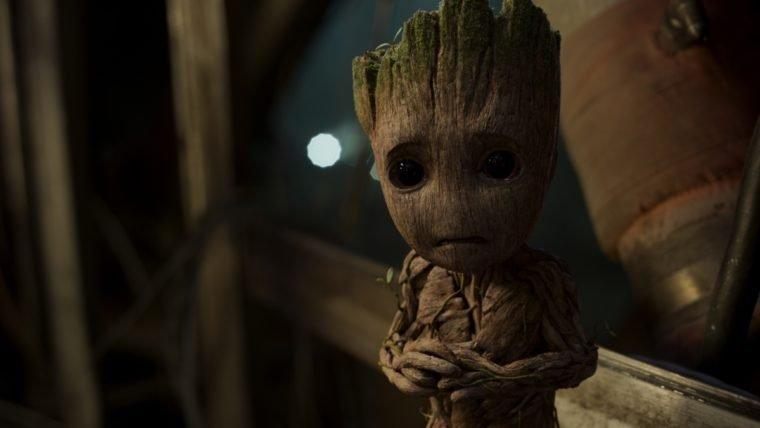 Guardiões da Galáxia Vol. 2   Groot rouba a cena em novo comercial