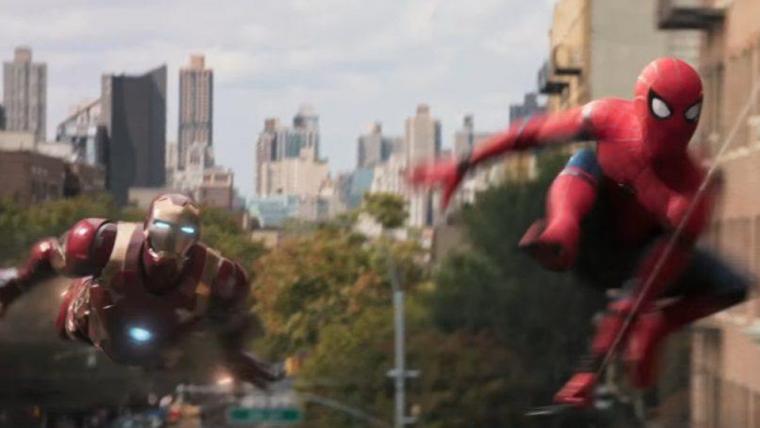 Homem-Aranha: De Volta ao Lar | Homem de Ferro estará em quatro ou cinco cenas, diz produtor