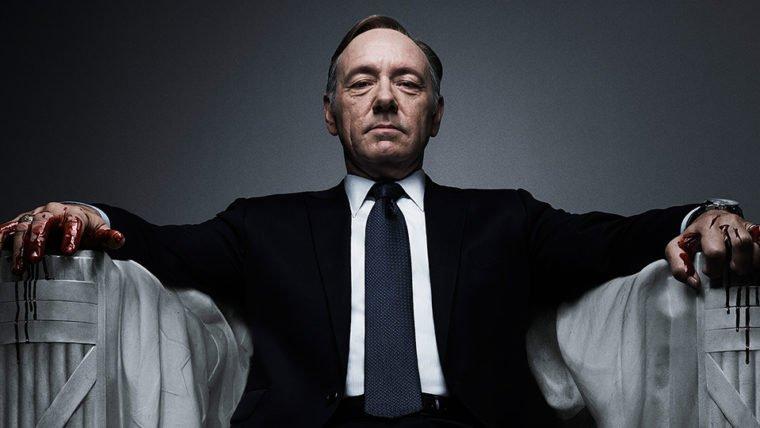 Kevin Spacey é demitido da Netflix [ATUALIZADO]